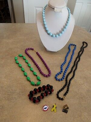 Mostly Vintage Jewelry Lot F2