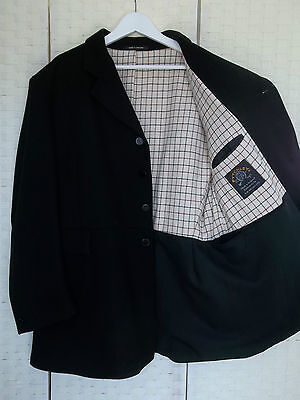 "Mears - Pytchley Gents 48 - 50 Heavy frock hunt coat EXCELLENT COND"" £400 RRP"