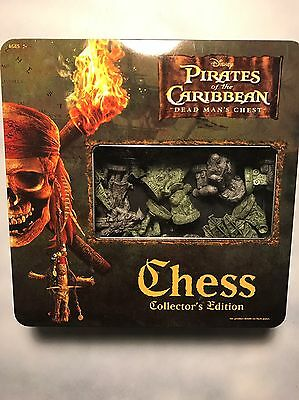 Pirates Of The Caribbean Chess Set (complete)