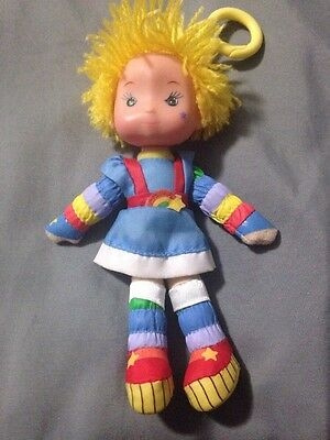 Hallmark Rainbow Brite Clip on 5 1/4 Tall Decor