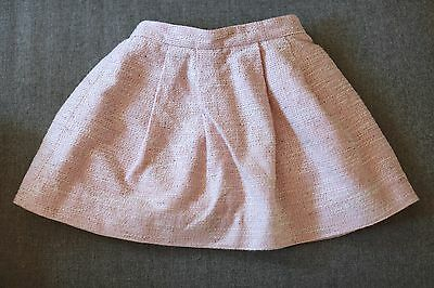 3T 4T Bonpoint Pink Double Lining Skirt Summer collection Luxury Design