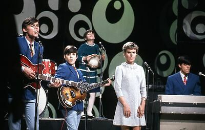 1970s THE COWSILLS Original Slide Transparency gp