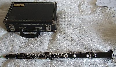 Armstrong 5011 thumbplate (UK) system oboe