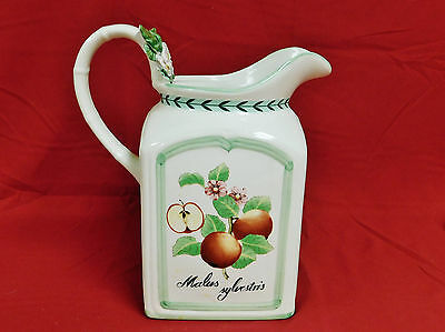 Villeroy & Boch French Garden Charm Large Pitcher, Apple/Floral Design
