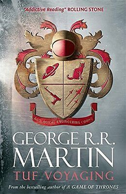 Tuf Voyaging by George R. R. Martin New Paperback Book
