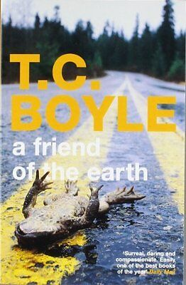 Friend of the Earth by Boyle  T. C Paperback New  Book