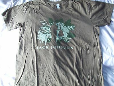 Jack Johnson official tour t-shirt from 2006, Large size,used & still cool!