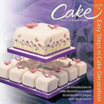 Easy Steps in Cake Decoration by Askew  Julie Paperback New  Book