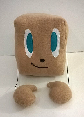Tiny Box Tim Plushie - Markiplier Animated - Stuffed Toy - Pillow