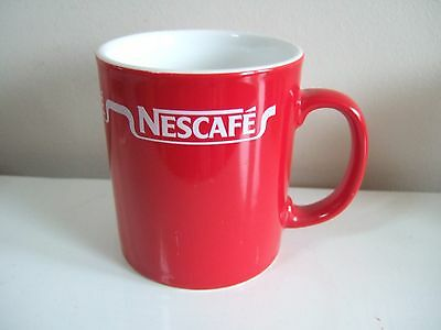 Nescafe Collectable Classic Red Coffee Mug Cup