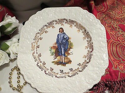 Vintage Lord Nelson Victorian Plate