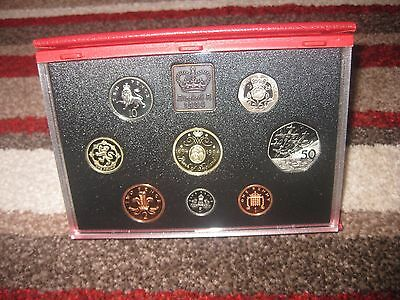 Royal Mint 1994 Uk Proof Coin Collection