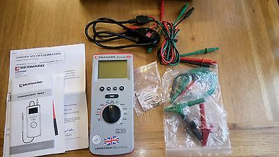 Seaward Powertest 1557 multifunction tester Similar Megger Loop Rcd  Fluke