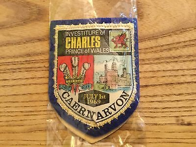Embroidered Souvenir Badges New X40