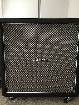 Marshall 1960bhw 4x12 Handwired Cabinet