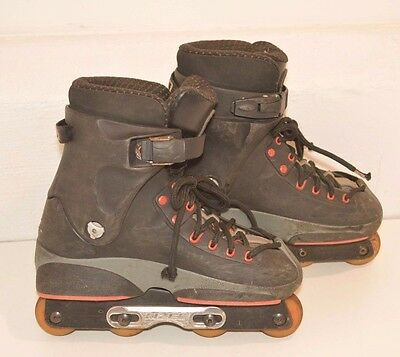 USD Psirus Kevin Gillan Aggressive Skates SIZE 7 US Were $289