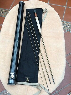 hardy sintrix artisan 9ft, 5 weight,4 pce Trout Fly Rod