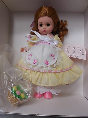 Madame Alexander Bunny Tails Doll NRFB j871
