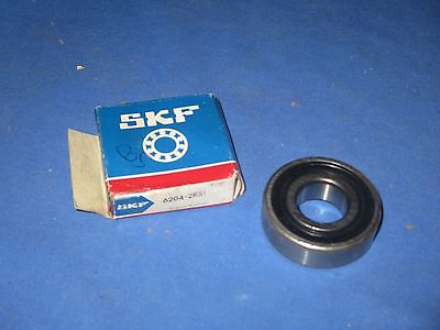 Roulement SKF 6204-2RSI ( 20x47x14 mm )