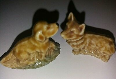 Wade whimsies - 2 dogs