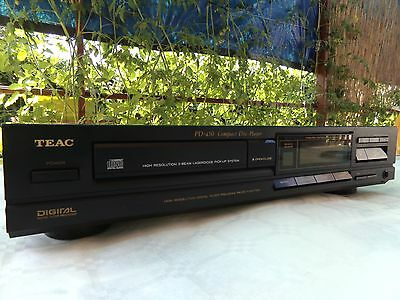 Teac Pd-450 Lettore Cd Player Made In Japan Affare