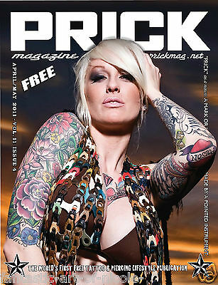 prick_aprilmay2011 Tattoo Magazine  eBook