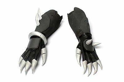 Overwatch Cosplay Costume Accessory Reaper Gabriel Reyes Arm Armor & Gloves V1