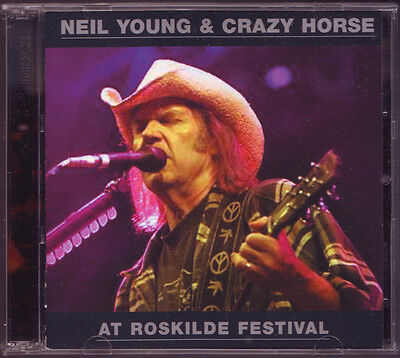 Neil Young - Roskilde Festival - Crystal Cat - Soundboard
