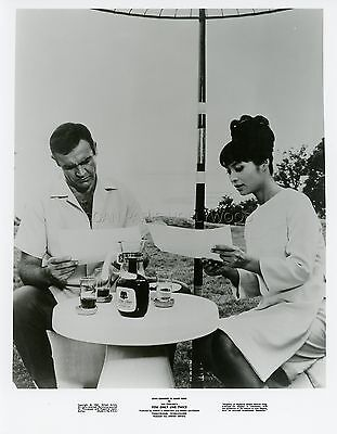 James Bond 007 Sean Connery You Only One Twice  1967 Vintage Photo R70 #4