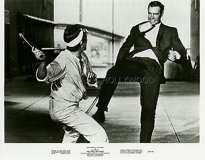 James Bond 007 Sean Connery You Only One Twice  1967 Vintage Photo R70 #6