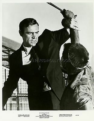James Bond 007 Sean Connery You Only One Twice  1967 Vintage Photo R70 #7