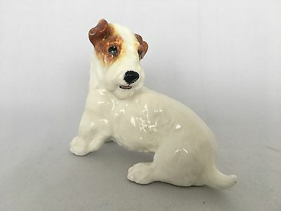 Royal Doulton Sealyham Seated Dog Issued 1938-1959 HN2508