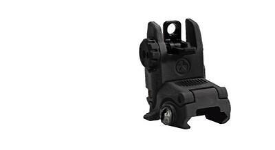 GENUINE MAGPUL BLACK MAG248-BLK MBUS Gen2 REAR Flip-Up Back-Up Sight NEW
