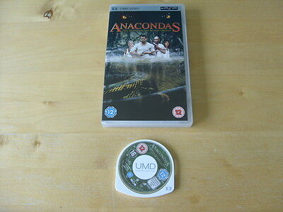 UMD Mini PSP Film ANACONDAS The Hunt For The Blood Orchid   *FREE UK P&P*