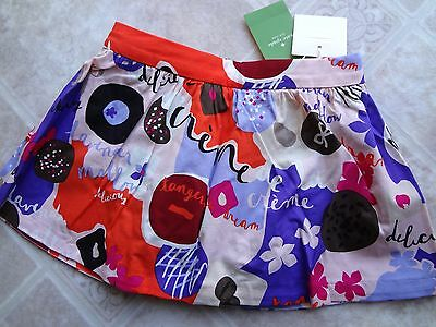 Kate Spade Sweets Confections Shirred Baby Girl Skirt 12months (Free Shipping)
