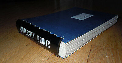 THE UNIVERSITY PRINTS 243 COLONIAL MODERN ARCHITECTURE PRINTS Book