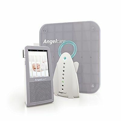 ANGELCARE BABY DIGITAL VIDEO MOVEMENT & SOUND Baby Monitor AC1100 *NEW*