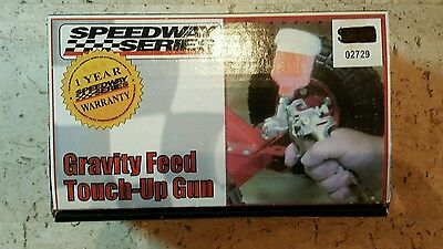 Speedway Series Gravity Feed Touch Up Gun New Sealed In Package