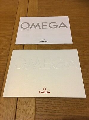 Omega Watch Catalogue And Price List 2012 / 1