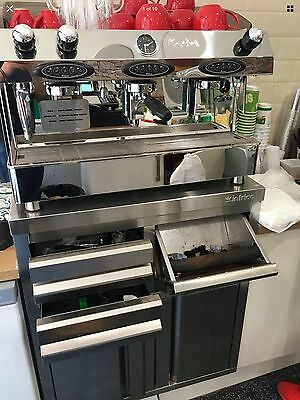 Francino 3 Group Fully Automatic Commercial Expresso Coffee Machine