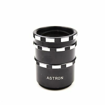 3 Astron Extension Rings for M42 Mount