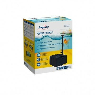 Laguna PowerClear Multi 3500L para Acuarios, Peceras y Estanques