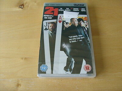 UMD Mini PSP Film  21  *Kevin Spacey*   BRAND NEW , SEALED*  *FREE UK P&P*