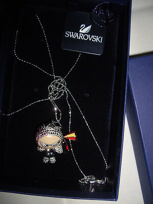 Swarovski Eliot Urban Beat Spray Kette Halskette Necklace Anhänger Pendant Neu