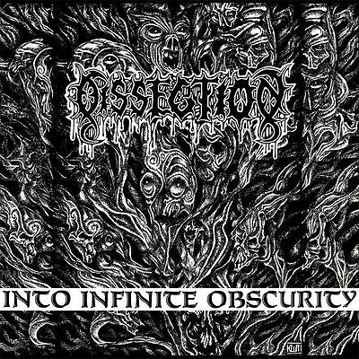 "DISSECTION Into Infinite Obscurity 7""EP'91 220g Lmtd#30! WATAIN,MARDUK,SATYRICON"