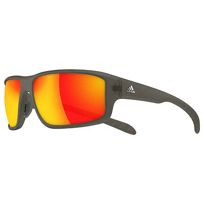 43% OFF RRP Adidas Eyewear Kumacross 2.0 Sunglasses - Umber Matt Translucent