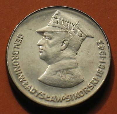 Coin Of Poland - General Wladyslaw Sikorski