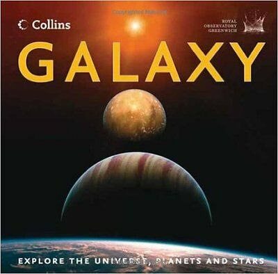 GALAXY: Explore the Universe, Planets and Stars (Hardcover)