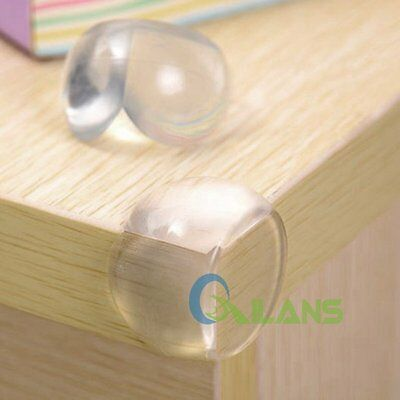 20x Corner Protector Ball Shape Baby Child Safety Cushion Table Edge Desk Guard