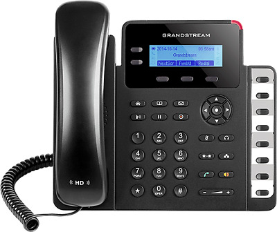 Brand New Grandstream GS-GXP1628 Small Business HD IP Phone